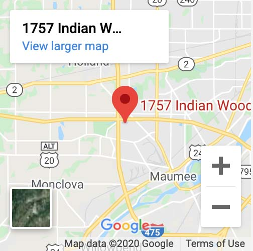 midwest detox center location on google maps
